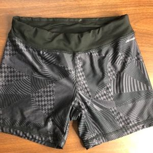 Athletic dry fit shorts